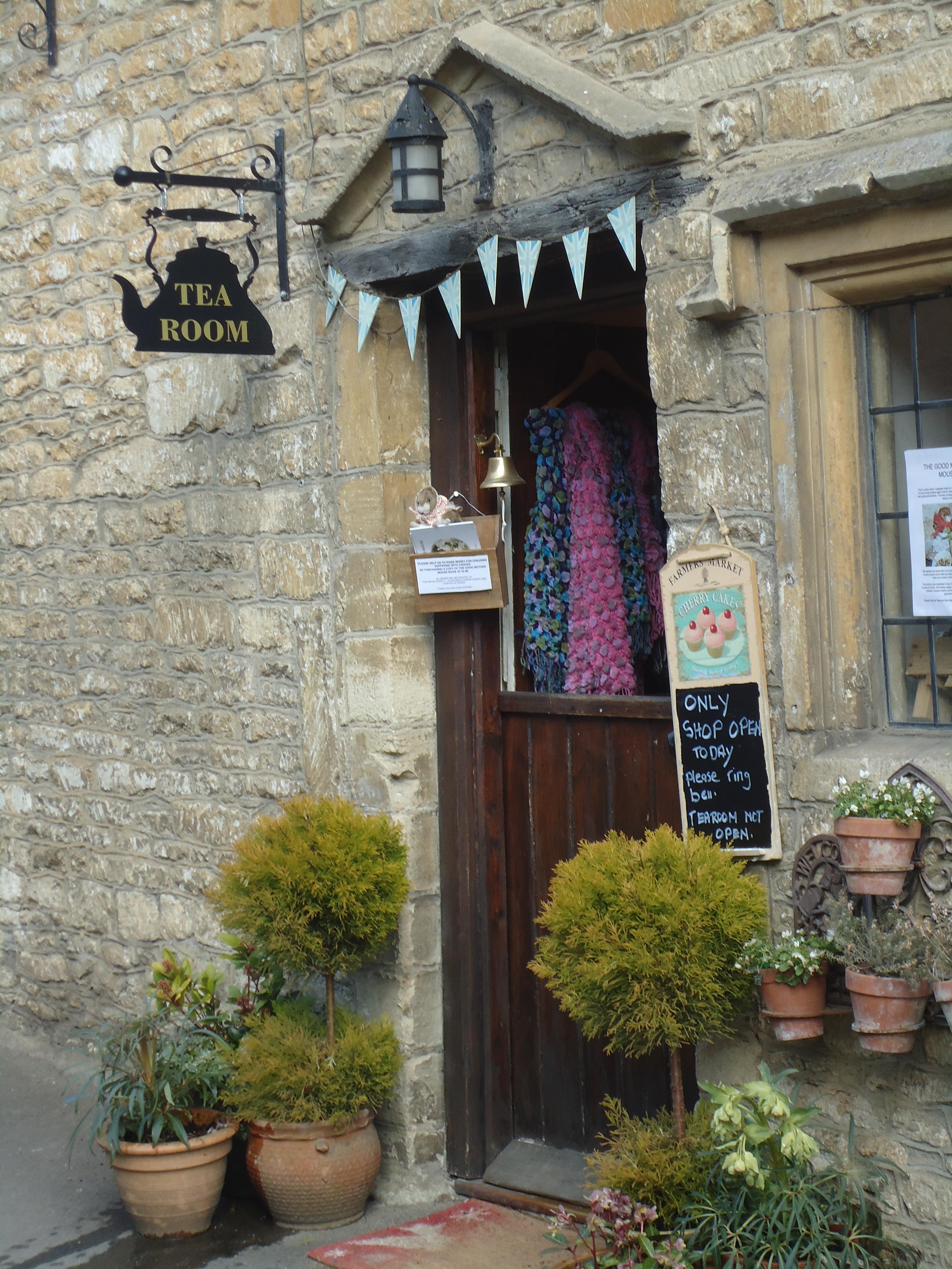 Village Tea Rooms Headcorn Opening Times