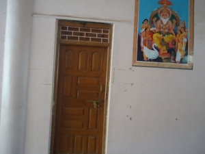 Room where anna stayed